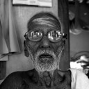 At the end of our conversation, he wished me a long life. Meet the oldest man in Jaffna.